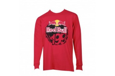 TEE-SHIRT FOX RED BULL Pastrana MC