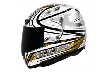 Casque SUOMY APEX STEELY