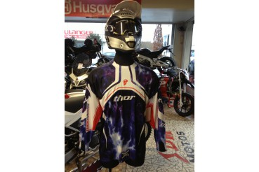 MAILLOT THOR S12 FLUX