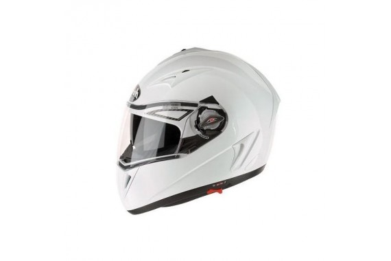 Casque AIROH force white gloss