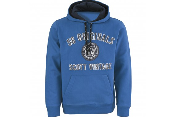 Sweat SCOTT 58-ORIG ROYAL 2251642200007