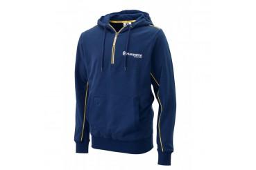 Sweat HUSQVARNA logo troyer hoodie