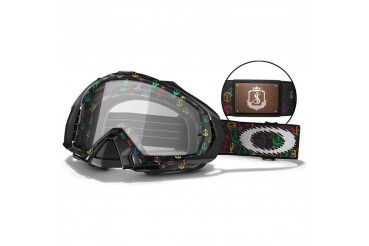 masque OAKLEY mayhem MX JAMES STEWART
