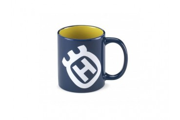 Graphic mug HUSQVARNA