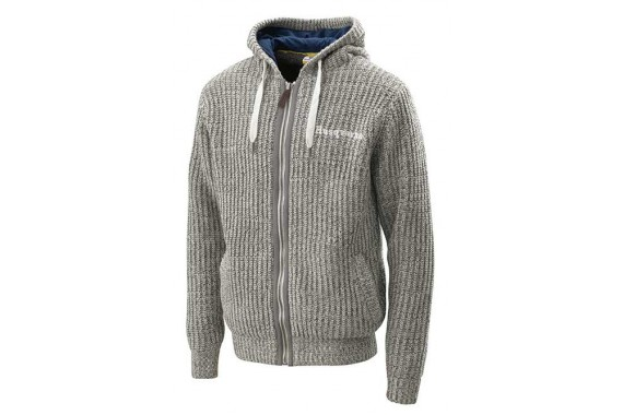 CARDIGAN HUSQVARNA PATHFINDER KNITTED JACKET
