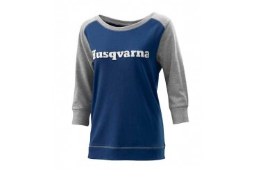 Sweat HUSQVARNA GIRLS AUTHENTIC LONGSLEEVE TEE