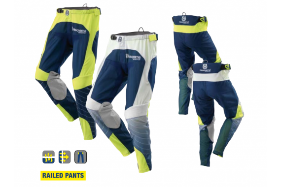 Pantalon HUSQVARNA RAILED PANTS