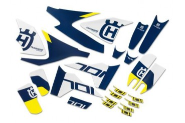 KIT STICKERS STYLE HUSQVARNA 701