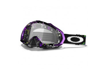 OAKLEY MAYHEM PURPLE SHATTERED