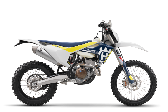 Husqvarna 250 FE 2017 PROMOTION