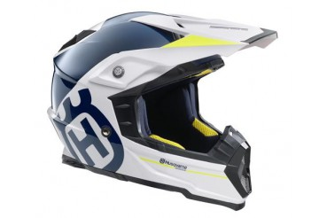KIDS RAILED HELMET CASQUE HUSQVARNA ENFANT