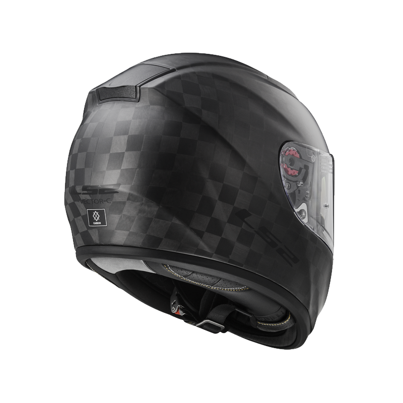 Casque Ls2 Vector Ct2 Carbon