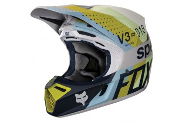 CASQUE FOX V3 DRAFTR HELMET