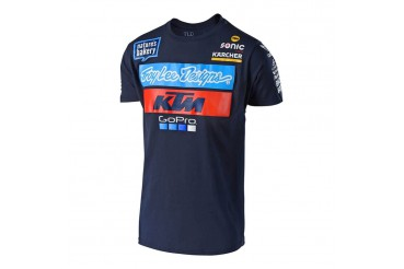 T-SHIRT TROY LEE DESIGNS KTM