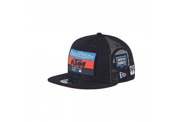 CASQUETTE TROY LEE DESIGNS KTM