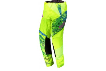 Pantalon Scott 350 Race KIds JAUNE/BLEU