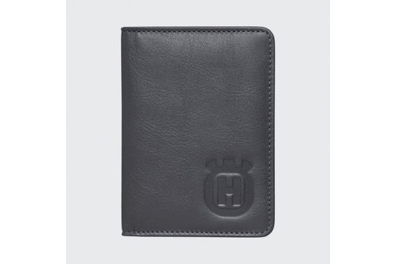 LEATHER WALLET HUSQVARNA