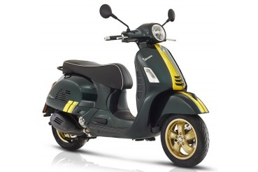 GTS SuperTech 300 HPE Racing Sixties | VESPA