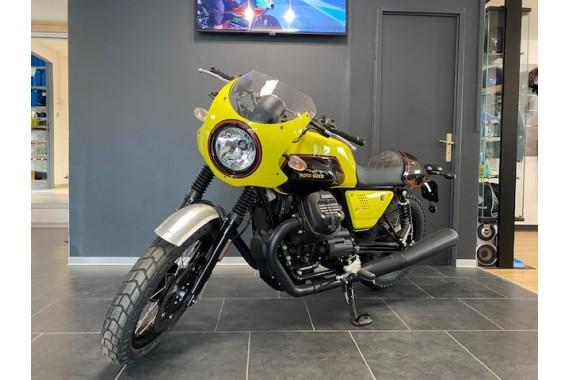 V7 III Rough Sketch Bike | MOTO GUZZI