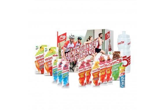 Pack nutrition Endurance & Performance | High5