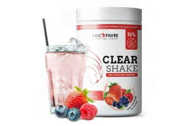 Clear Shake fruits rouges 750G | Eric Favre