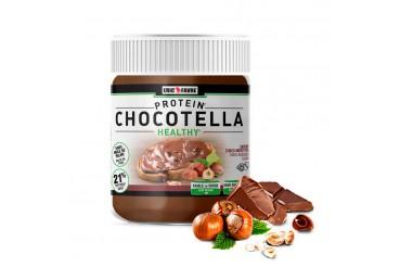 Pâte à tartiner protéinée au chocolat noisettes | Eric Favre