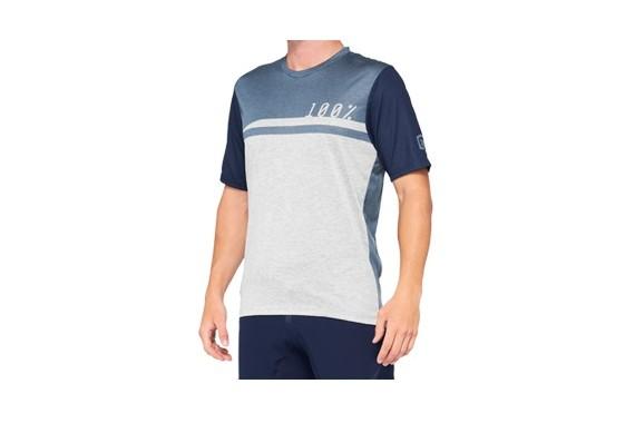 Maillot Airmatic - Bleu | 100%