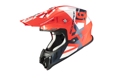 VX-16 Air - Neon Red   SCORPION