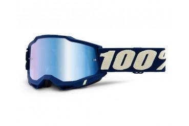 Accuri 2 Deepmarine Mirror Blue Lens   100%