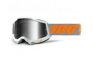 Accuri 2 Speedco Mirror Silver Lens   100%