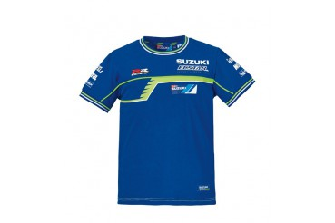 T-SHIRT MOTO GP TEAM PIT SHIRT SUZUKI
