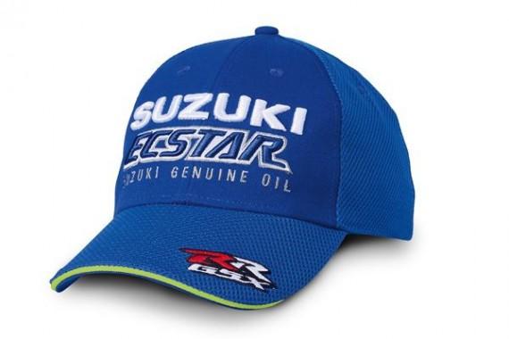 CASQUETTE MOTO GP BASEBALL SUZUKI