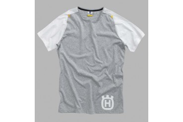 PROGRESS TEE BLANC | HUSQVARNA