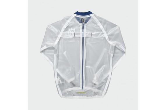Rain Jacket Transparent | HUSQVARNA