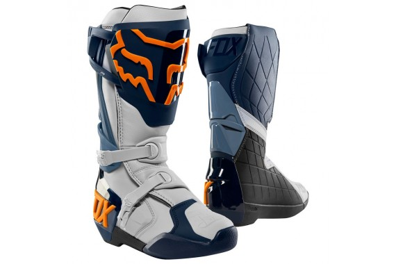 Bottes COMP-R Navy / Orange