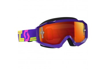 MASQUE SCOTT HUSTLE MX LUNETTE CHROME