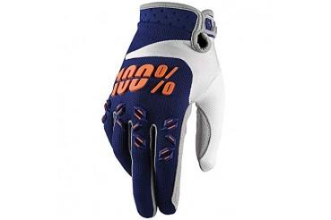 AIRMATIC Gloves Bleu | 100%