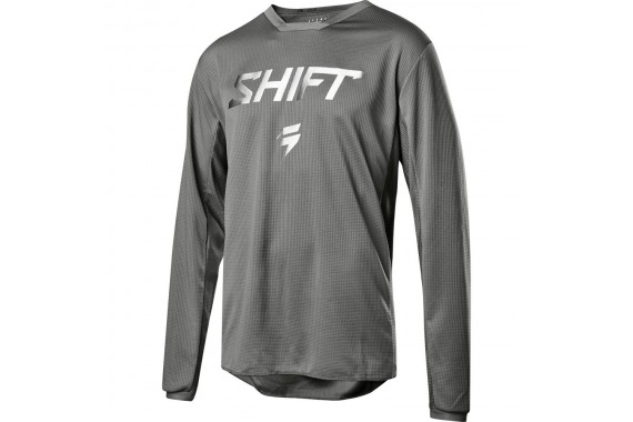 TENUE WHIT3 GHOST COLLECTION JERSEY | SHIFT
