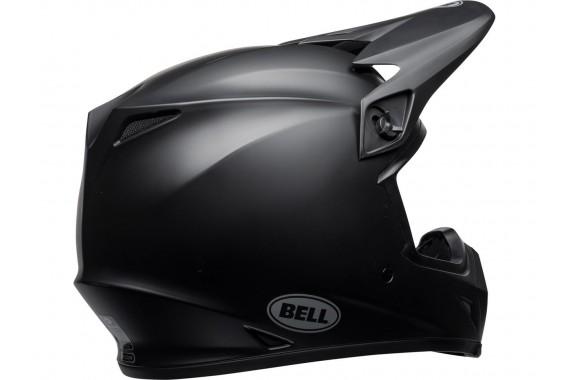 MX-9 SOLID MATTE BLACK   BELL