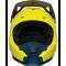 Casque WHIT3 HELMET Yellow/Navy | Shift