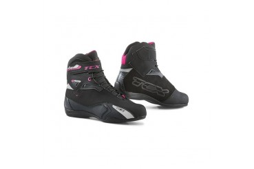 9506W RUSH LADY WP NEFU BLACK/FUCSIA | TCX