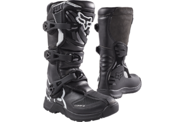 COMP 3Y BOOT YOUTH 5 Black | FOX
