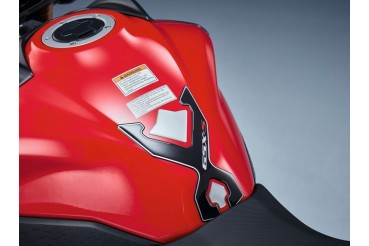 TankPad Noir/Gris pour GSX-S750 | SUZUKI