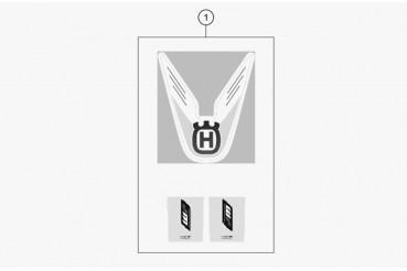 Kit Autocollants TE/FE 2014 | HUSQVARNA