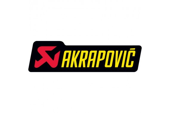 Autocollant Logo 90x27 mm | Akrapovic