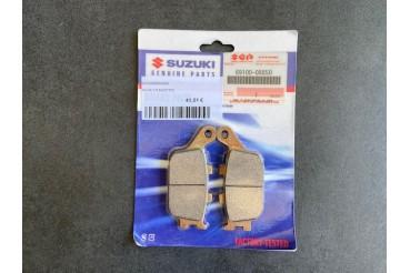 Plaquettes de Frein AR pour GSR/GSX-S | SUZUKI