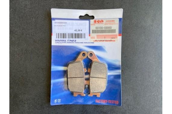 Plaquettes de Frein AR pour GSX-S | SUZUKI