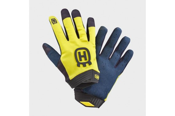 iTrack Railed Gloves | HUSQVARNA
