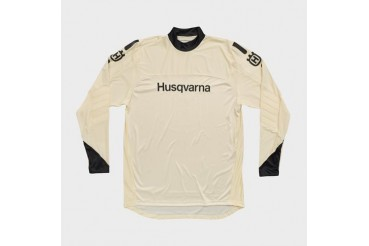 Origin Shirt White | HUSQVARNA