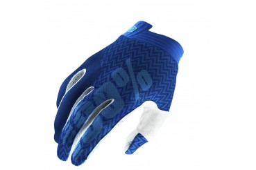 iTrack Gloves Blue | 100%